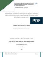 Control y Mejoramiento de La Salud Pública - Salud Ambiental