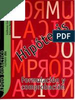 Hipótesis Formulación y Comprobación