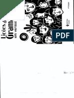 Livro Lições de Gramática Em Forma de Cordel