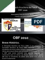 3EM - Olimpíada Brasileira de Física