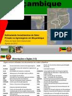 Mozambique Plano de Apoio MultiStakeholder Ago 2012