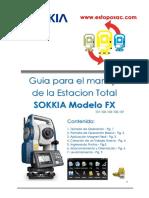 Guia de Manejo Estacion SOKKIA FX - ESTOPO SAC.pdf