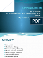 Adrenergic Agonists.pptx