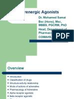 4 Adrenergic Agonists.ppt
