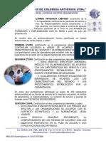 Documentos Para Usuarios - Sena