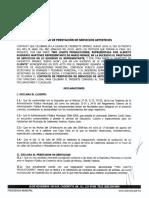 modelo contrato_servicios artísticos