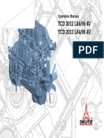 Deutz TCD 2013 L06 4V User Manual