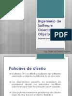 Ingeniería de Software Orientada a Objetos - Segundo Parcial