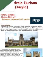 Catedrala Durham
