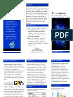 costis frontiers brochure