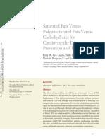 2015 Gordura Saturada vs Polinsaturadas Na Doença Cardiovascular