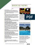 Pccc Newsletter August