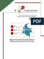 Plan Operativo de Sudcomite de Sistemas de Informacion