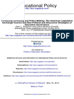 Anderson (2014) privatazing schooling and policy making.pdf