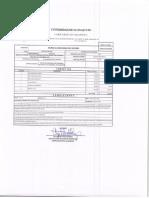 Orden de Compra Material Muñoz Olivares María Del Socorro