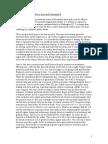 Nir Rosen's influential 2014 paper on Syrian conflict de-escalation