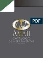 Catalogo Herramientas Amati 2017