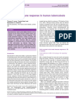 The Innate Immune Response in Human Tuberculosis