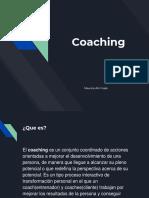 Coaching- Mauricio Atri Cojab