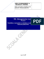 3. Management Risc