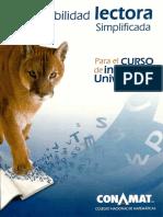 Habilidad Lectora Simplificada para el curso de Ingreso a la Universidad (2da. Edición) - Conamat.pdf