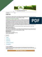 Informacion Para La Investigacacion Silvicultura
