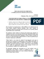 Ccs3747 Detención de Exsecretario Duartista de Obras 02-08-18