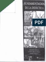 Fundamentacion de La Didactica 1
