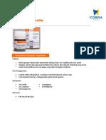 Spesifikasi Cresotin Paste