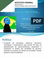Aula 3 Politica e Hieraquia Das Leis
