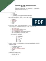 Banco de Preguntas Del Área de Educación Física 2013