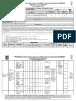 Lista de Cotejo Para Verificar La Difusion Del Pei a Docentes de Las Carreras Pedagógicas en Sesion de Aprendizaje