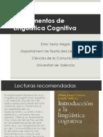 Fundamentos de Lingüística Cognitiva