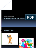 Antecedentes Del Marketing