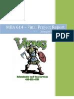 Heckaman Jeremy Final Project Report