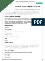 Imprimir _ Curso de Microsoft Word 2016 Essencial _ MX Cursos Online