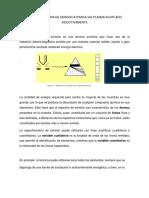 Espectrometria de Emision Atomica via Plasma Acoplado Inductivamente