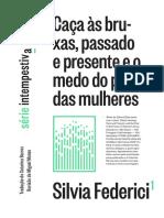 Caça as bruxas - Silvia Federic.pdf