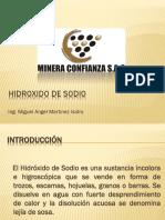 Hidroxido de Sodio
