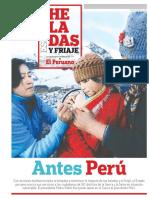Las Heladas en El Perú