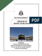 Kertas Kerja Haji 2018