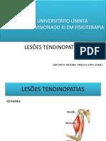 lesoes tendinosas