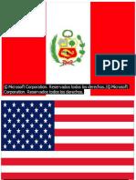Benderas Ingles