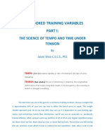 TRAINING_PRINCIPLES - THE SCIENCE OF TEMPO AND TIME UNDER TENSION.pdf