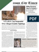 Raccoon City News