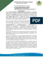 Reolucion Adm 12 - Acto Civico de Aniversario Provincial 29-06-2018 Borrador PARA ENTIDADES SUB NACIONALES