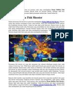 Bonus BitBola Fish Shooter