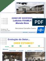2017 Apoio Do Sebrae as Industrias de Laticinios