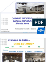 2017 Apoio Do Sebrae as Industrias de Laticinios