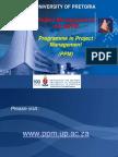 Presentation on PPM